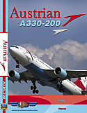 Just Planes DVD - Austrian A330-200