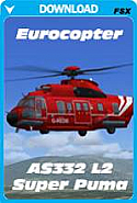 Eurocopter AS332 L2 Super Puma MkII