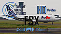 Airbus A300 PW4000 Soundpack FSX