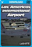 Las Americas Airport (MDSD)