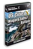 USCitiesX - Niagara Falls/Buffalo