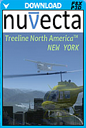 Treeline North America: New York