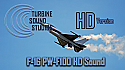 F-16 PW-F100 Soundpack For FS2004 HD Version