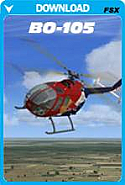 BO-105 Helicopter
