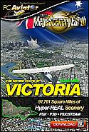 MegaSceneryEarth 3 - Victoria, Australia (FSX/FSX:SE/P3Dv1-v4)