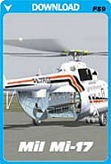 Mil Mi-17 Helicopter