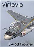 Virtavia EA-6B Prowler (FSX+FS9)