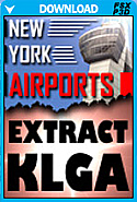 New York Airports X - KLGA Extract