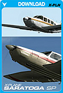 Carenado PA32R 301 Saratoga SP v3 For X-Plane 10.30+