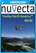 Treeline North America: Maine