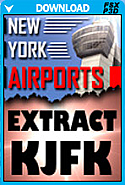 New York Airports X - KJFK Extract