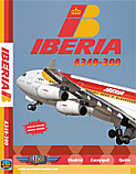 Just Planes DVD - Iberia A340-300