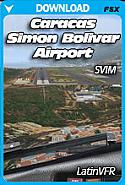 Caracas Simon Bolivar Airport (SVMI)