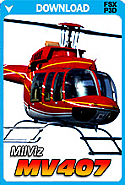 MilViz MV407 for FSX/FSX:SE/P3D