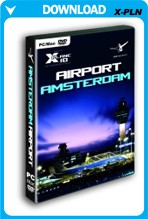 Airport Amsterdam For X-Plane