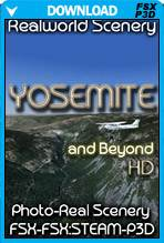 Yosemite & Beyond HD Scenery