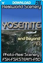 Yosemite & Beyond HD Scenery